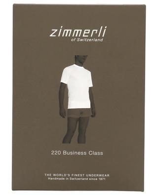 T-shirt en coton 220 Business Class ZIMMERLI