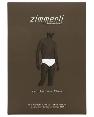 Slip en coton 220 Business Class ZIMMERLI