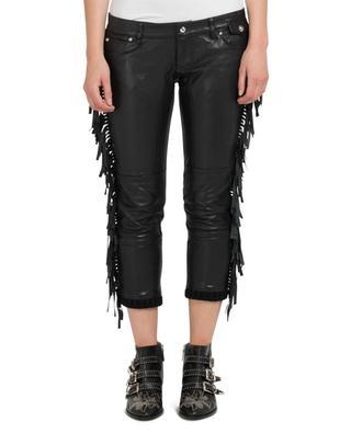Hose aus Leder DSQUARED2