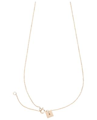 Collier Diamond Circle GINETTE NY