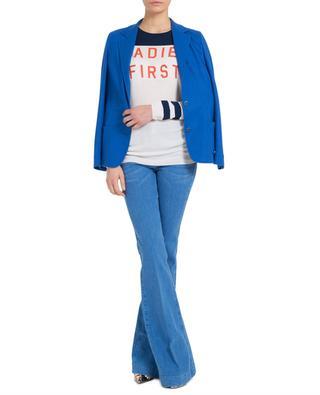 Pullover mit Print aus Wolle ZOE KARSSEN