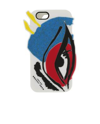 Coque iPhone 6/6S en silicone MARC BY MARC JACOBS