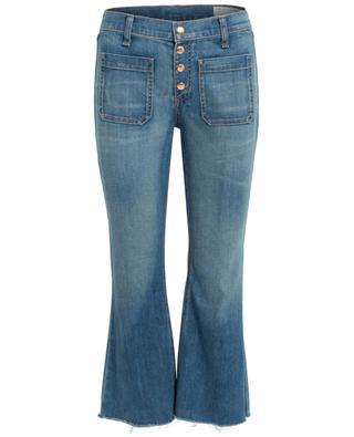 Santa-Cruz flare crop jeans RAG & BONE