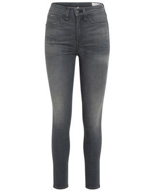 Skinny Jeans mit hohem Bund Capri RAG & BONE