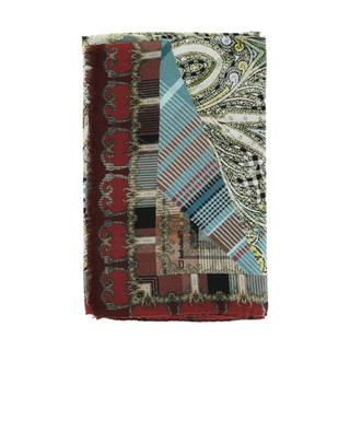 Wool and cashmere scarf ETRO