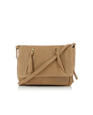 Tasche aus strukturiertem Leder Carmen PETITE MENDIGOTE