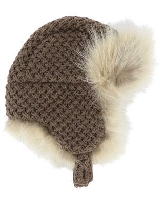 Wool and fur Cossack hat INVERNI FIRENZE