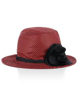 Houndstooth check bucket hat GREVI