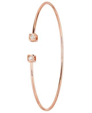 Bracelet en or rose Le Cube Diamant DINH VAN