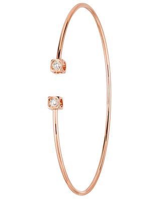 Le Cube Diamant pink gold bracelet DINH VAN