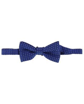 Atene silk blend bow tie DAL LAGO