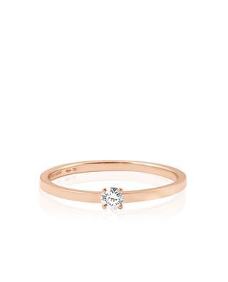 Ring in Rotgold mit Diamanten King One VANRYCKE
