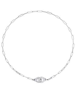 Menottes R10 white gold necklace DINH VAN