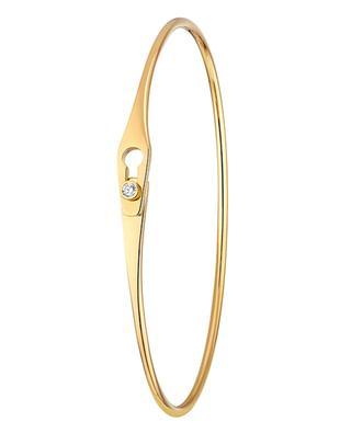 Armband aus Gelbgold mit Diamanten Serrure DINH VAN