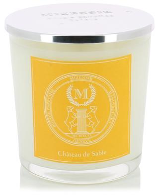 Bougie parfumée Château de Sable - 230 g MIZENSIR