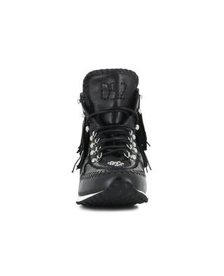 High top Schuhe aus Leder DSQUARED2