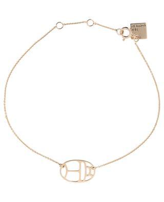 Armband aus Roségold Wish GINETTE NY