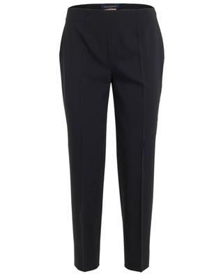 Tapered leg virgin wool trousers PIAZZA SEMPIONE