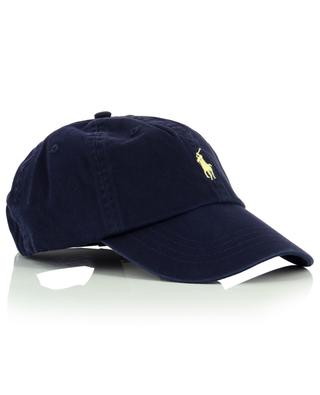 Cotton baseball cap POLO RALPH LAUREN