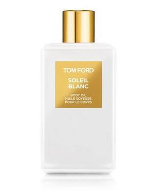 Soleil Blanc body oil TOM FORD