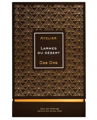 Eau de parfum Larmes du Désert ATELIER DES ORS