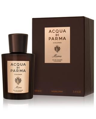 Eau de Cologne-Konzentrat Colonia Mirra 100 ml ACQUA DI PARMA