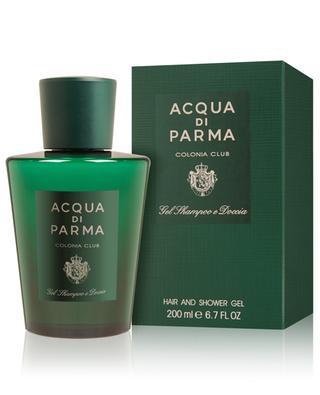 Shampoo und Duschgel 2 in 1 Colonia Club ACQUA DI PARMA