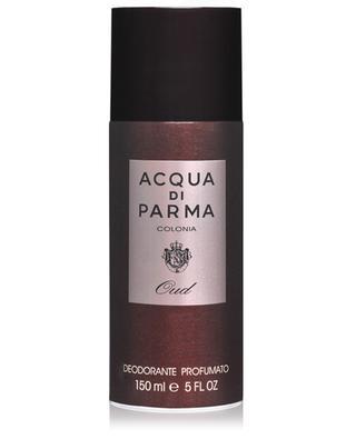 Colonia Oud hair and shower gel ACQUA DI PARMA