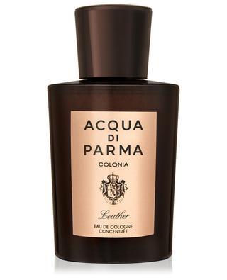 Colonia Leather concentrated eau de Cologne 100 ml ACQUA DI PARMA