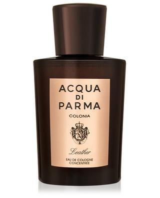 Eau de Cologne concentrée Colonia Leather 180 ml ACQUA DI PARMA