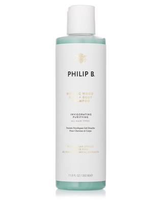 Nordic Wood hair & body shampoo PHILIP B