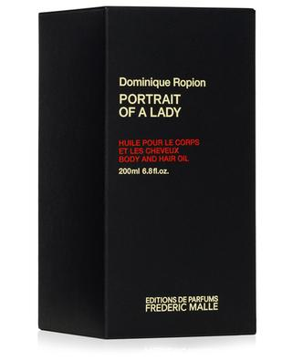 Portrait of a Lady body and hair oil FREDERIC MALLE