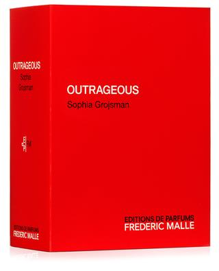 Outrageous perfume - 100 ml FREDERIC MALLE