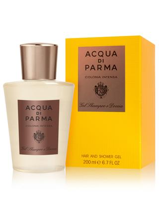 Gel douche corps et cheveux Colonia Intensa ACQUA DI PARMA