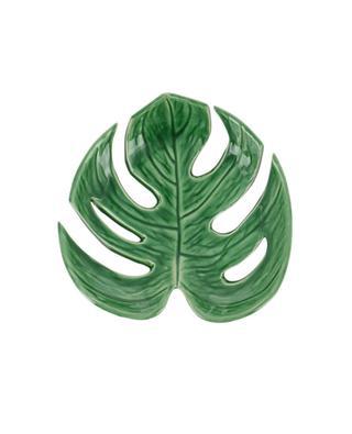 Petit plat en porcelaine Leaf KLEVERING