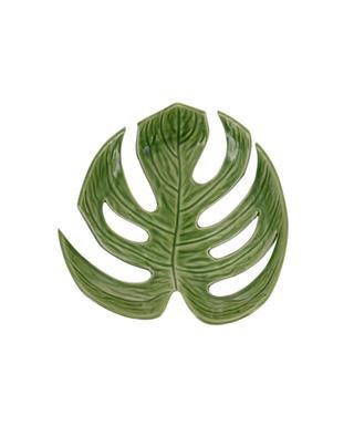 Moyen plat en porcelaine Leaf KLEVERING