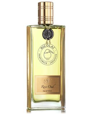 Rose Oud eau de parfum PARFUMS DE NICOLAI