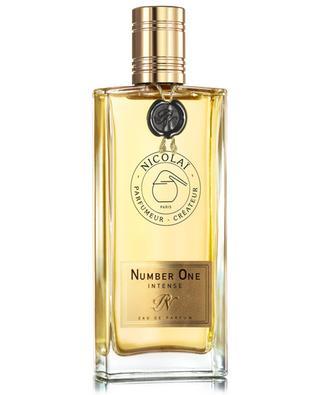 Eau de parfum Number One Intense PARFUMS DE NICOLAI