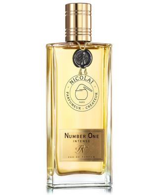 Eau de Parfum Number One Intense NICOLAI