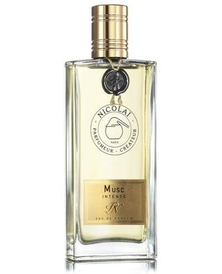 Musc Intense eau de parfum NICOLAI