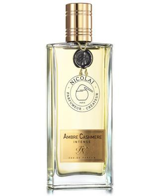 Ambre Cashmere Intense eau de parfum NICOLAI