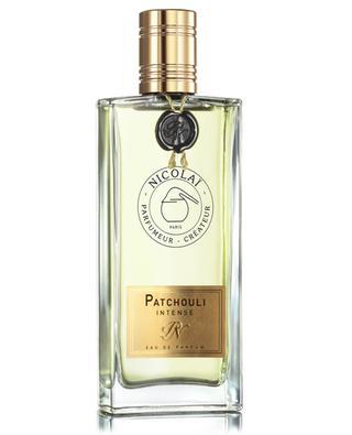 Patchouli Intense eau de parfum NICOLAI