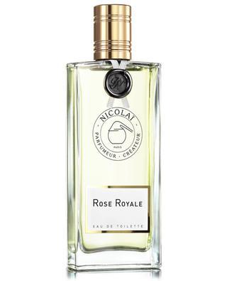 Rose Royale eau de toilette PARFUMS DE NICOLAI