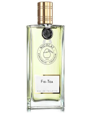 Fig-Tea eau de toilette PARFUMS DE NICOLAI