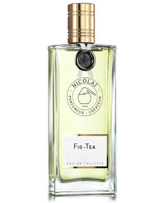 Fig-Tea eau de toilette PARFUMS DE NICOLAI