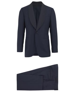 Wool and silk suit ERMENEGILDO ZEGNA