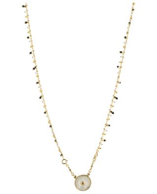 Scapulaire Serti gold plated necklace GAS BIJOUX