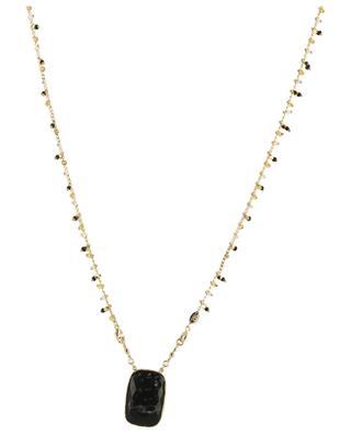 Vergoldete Halskette Scapulaire Serti GAS BIJOUX