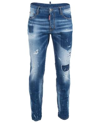 City Biker Jean straight jeans DSQUARED2
