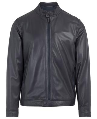 Lambskin jacket Z ZEGNA